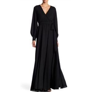 Meghan LA maxi dress